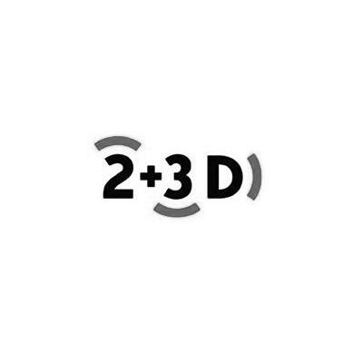 2plus3d
